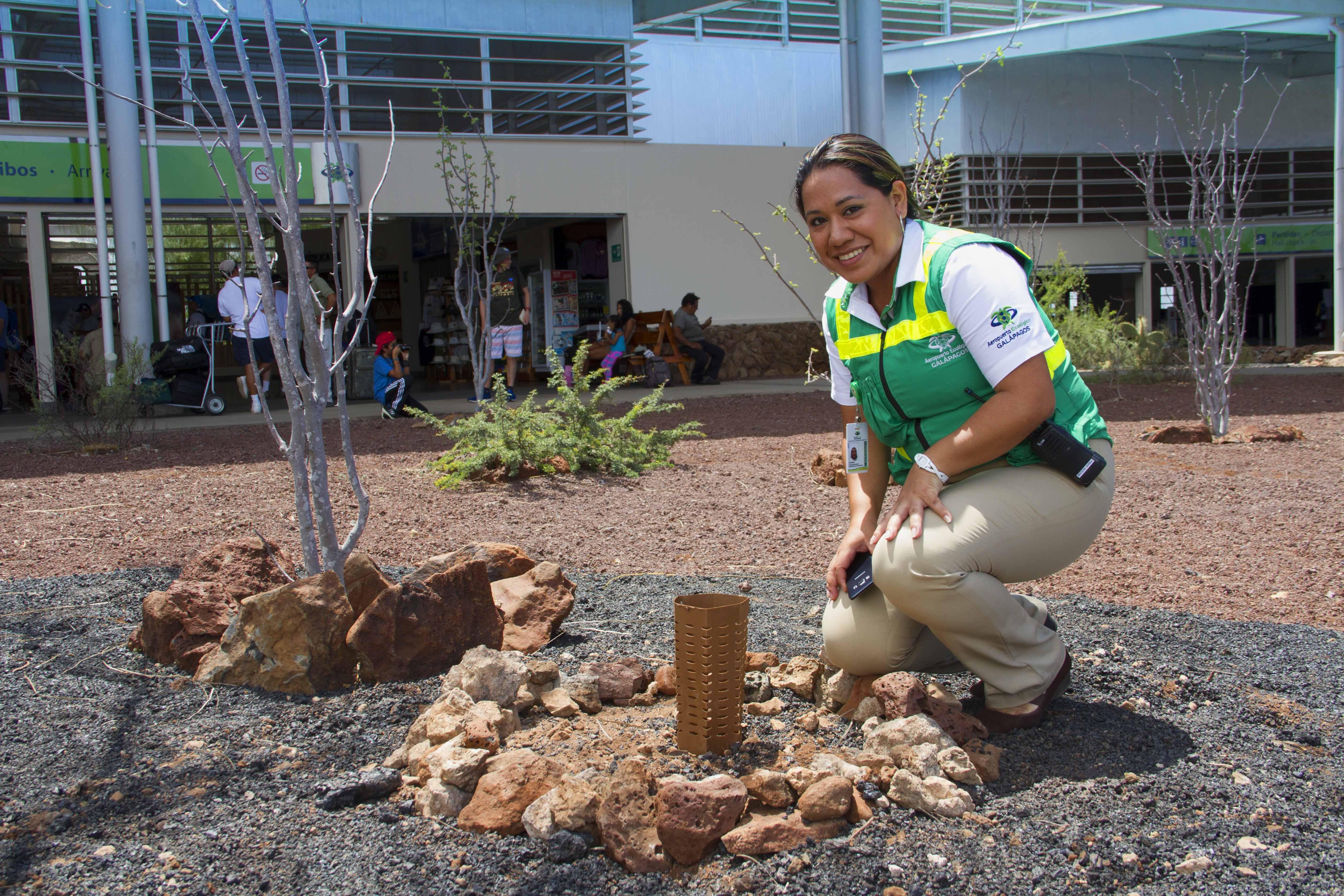 Ecogal apoya reforestacion